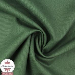Tissu toile de coton canvas - light petrol
